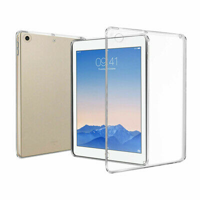 AU7.34 • Buy Ultra Slim Clear Transparent TPU Gel Case For IPad2/3/4 Pro 10.5 9.7'' Tablet