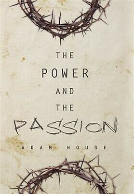 AU50.43 • Buy The Power And The Passion By Houge, Adam -Hcover