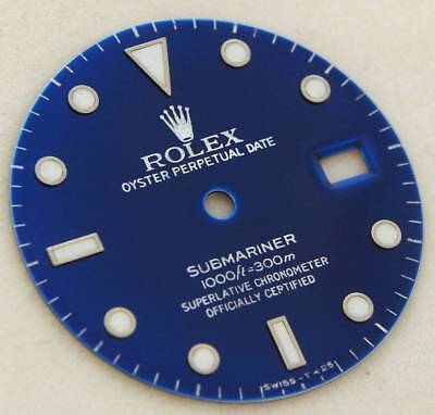 $ CDN309.21 • Buy Rolex Submariner Purple Blue Dial 16800 16610