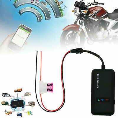 Realtime GPS GPRS GSM Tracker Spy Tracking Device For Car/Vehicle/Motorcycle  • 10.99£