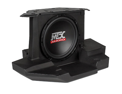 AU650.51 • Buy Mtx General 10 Amplified 10  Subwoofer Enclsoure Amplified For Utv Free Shipping