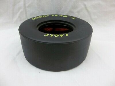 Goodyear #1 Eagle Rubber Racing Slick Tire Ash Tray • 5.99$