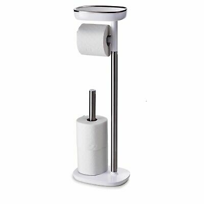 AU103.96 • Buy NEW JOSEPH JOSEPH EASYSTORE STANDING TOILET PAPER HOLDER Easy Store Roll Stand
