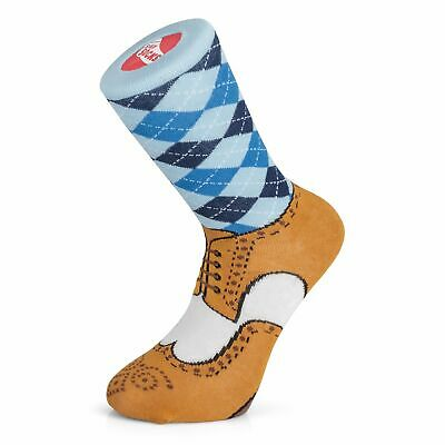 £5.29 • Buy Brogue Silly Socks Size 5-11 Gift Novelty Stocking Filler Adults