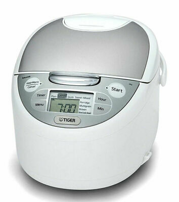AU325 • Buy Tiger Rice Cooker Multi Function Microcomputer Control Made In Japan