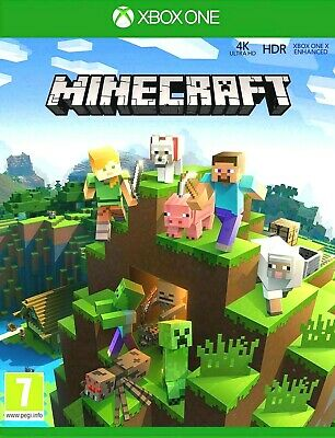 AU45 • Buy Minecraft Xbox One Brand New Sealed
