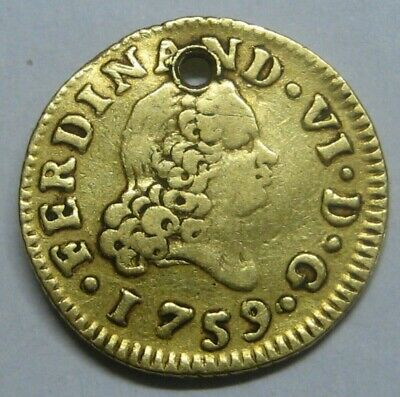 spanish gold doubloons
