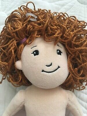 Groovy Girls Doll O'RYAN Red Hair Manhattan Toy Leopard Print Shoes Plush Soft D • 11.85£