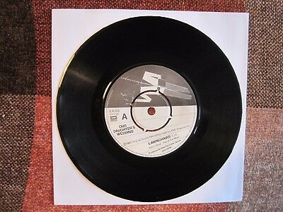 £3 • Buy OUR DAUGHTER'S WEDDING - LAWNCHAIRS - 7  45 Rpm Vinyl Record
