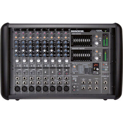 $999.99 • Buy Mackie PPM1008 8-Channel Professional Powered Mixer (1600W)-AUTHORIZED SELLER