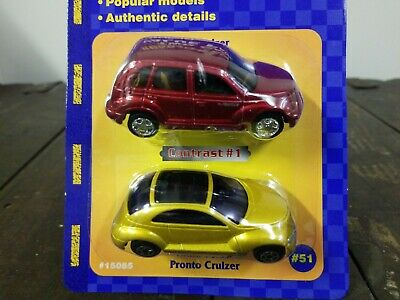 $ CDN5.05 • Buy Maisto Road & Track Two Car Value Pack PT Cruiser And Pronto Cruizer