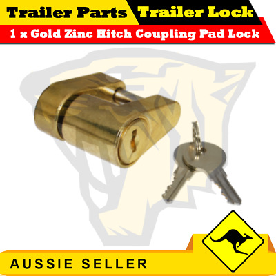 AU16.79 • Buy Superior Trailer Hitch Connecting Pin Lock Coupling Release Lever For Treg Pins