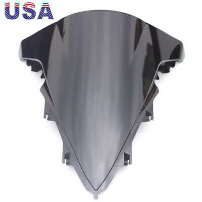Fast Pro Windshield Windscreen Screen ABS Shield For Yamaha YZF R6 YZF-R6 2003-2005