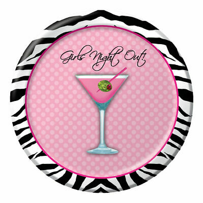 DIVORCE PARTY And GIRLS NIGHT OUT HEN PARTY Small Paper Plates Tableware Adult • 2.95£