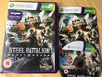 £4 • Buy Steel Battalion Heavy Armour Xbox 360 Game! Complete! Look In The Shop!