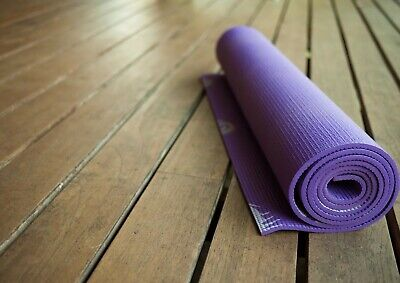 A4| Cool Yoga Mat Poster Print Size A4 Exercise Gym Fitness Poster Gift #14513 • 3.99£