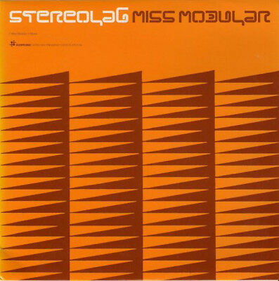 Stereolab, Miss Modular, NEW/MINT Original UK 7 Inch Vinyl Single • 9.99£