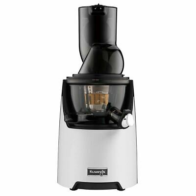 Kuvings EVO820 Wide Feed Slow Juicer In White • 479£