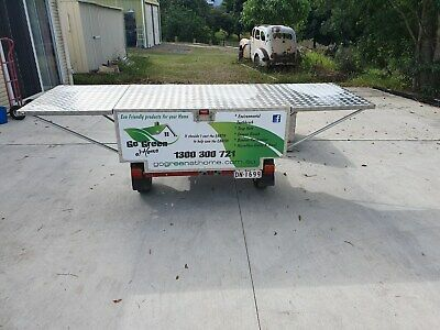 AU1700 • Buy Trailer - Display Show Markets Compact Light Weight Enclosed
