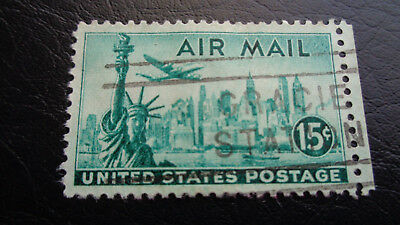 AU5.45 • Buy USA, Stamps, United States Postage, 15c Air Mail Gestempelt