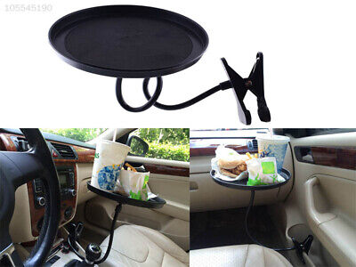 $11.59 • Buy 783A New Car Auto Swivel Clip Holder Drink Cup Table Stand Tray Black Stable