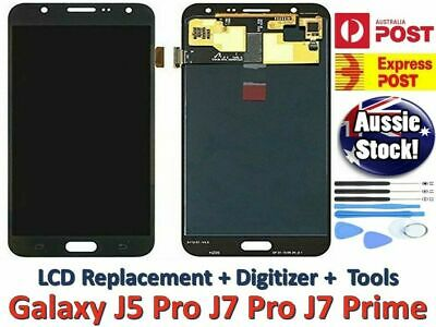 AU51.48 • Buy For Samsung Galaxy J2 J5 J7 Pro J8 LCD Replacement Touch Screen Digitizer +Tools