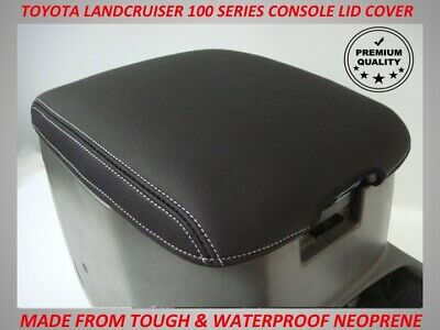 AU46.50 • Buy Neoprene Console Lid Cover Fits Toyota Landcruiser 100 Series  1998  - 2007