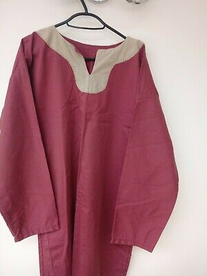 Adult Medieval Tunic, Used For Re-enactment • 36£