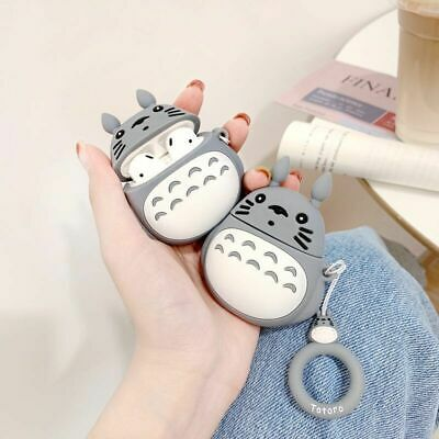 £5.86 • Buy Cute My Neighbor Totoro Earphone Bag Cover For Apple Airpods Pro 2 Charging Case