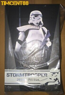 $ CDN403.33 • Buy Ready! Hot Toys MMS386 Rogue One A Star Wars Story Stormtrooper Jedha Patrol New