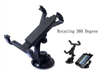 Universal Car Windscreen Suction Mount Holder Stand For IPad 2 3 4 7 -13  Tablet • 7.65£