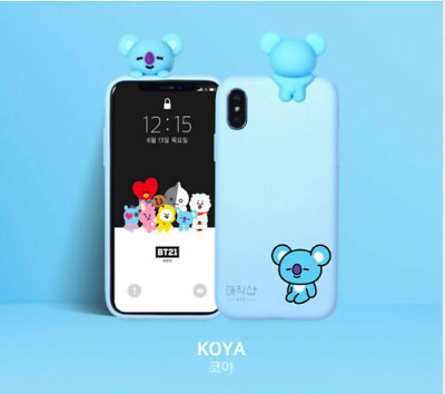 $35 • Buy BTS BT21 KOYA IPhone XR Case 2019 BTS 5TH MUSTER MAGIC SHOP EDITION