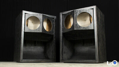 $5980 • Buy JBL  AMPEX   C55   5050   15  Doube Woofer Cabinets   Worldwide Shipping