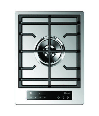 New Baumatic BHG400SS 38cm Single Gas Wok Burner LPG Touch Control Hob- DELIVERY • 149.99£