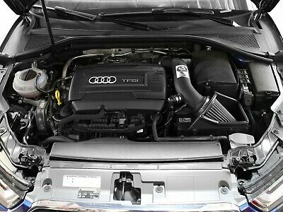 $362.99 • Buy AFe Magnum Force Stage 2 DRY S CAI Cold Air Intake Kit For Audi A3 S3 1.8T 2.0T