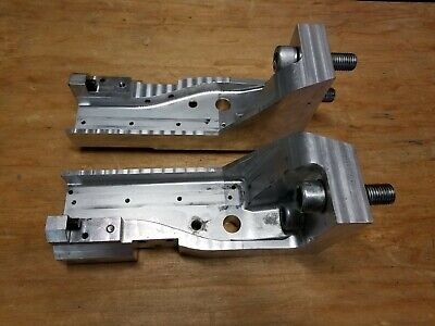 $225 • Buy Robotics Automation Gripper Fingers For Schunk PGN+380/1 AS K 38371407 -PRS211A