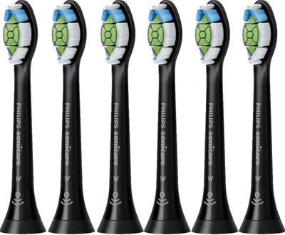 AU58.99 • Buy NEW Philips Sonicare 6 Pack Replacement Electric Toothbrush Heads Optimal Clean!