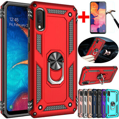 $7.35 • Buy For Samsung Galaxy A11 A21 A10e A10s A20s A50 A71 Shockproof Case+Tempered Glass