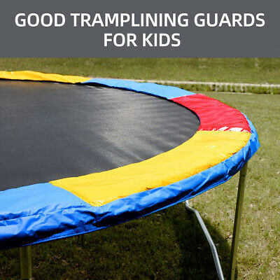 AU46.88 • Buy OutdoorTrampoline Net/Trampoline Pad /Ladder Round Spare Safety  8FT 10FT 12FT