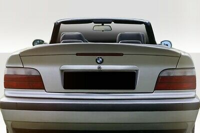 $157 • Buy M3 E36 Convertible CSL Wing Spoiler 1 Piece Fits BMW 3-Series 92-98 Durafle