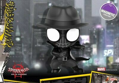 $ CDN40.60 • Buy Hot Toys COSB640 Spider-Man Noir MARVEL Cosbaby (S) Bobble-Head Collectible