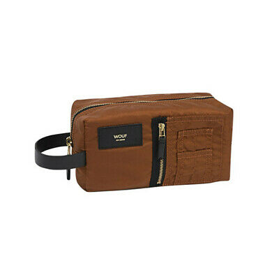 AU99.95 • Buy NEW Wouf Travel Case In Bomber Bronze Men's By Until