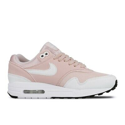 NIKE Femme Nike Air Max 1 se Pink Trainers 881101 600