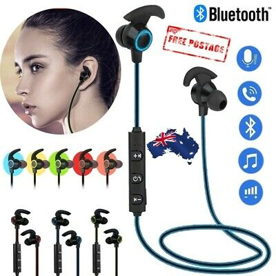 AU11 • Buy Wireless Noise Cancelling Earbuds Bluetooth Sports Headphones Stereo Earphones