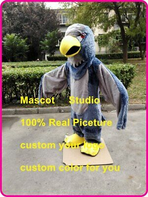 Eagle Mascot Costume Suit Cosplay Party Animal Fancy Dress Outfit Adults Parade • 283.50£