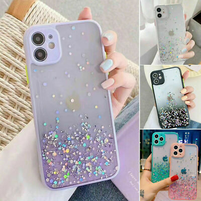 AU12.98 • Buy For OPPO A73 AX7 AX5s Reno Z 2Z Shockproof TPU Bling Glitter Pattern Case Cover