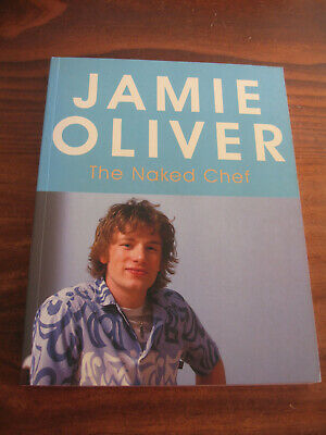 AU8 • Buy  Jamie Oliver - The Naked Chef Large Excon Pub 2007