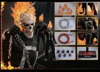 $ CDN699.99 • Buy Hot Toys TMS005 Marvel Agents Of S.H.I.E.L.D 1/6 Ghost Rider Exclusive New