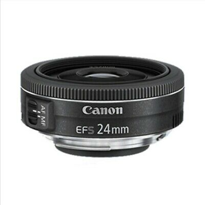 AU240.75 • Buy Genuine Canon EF-S 24mm F/2.8 STM Lens Free Shipping