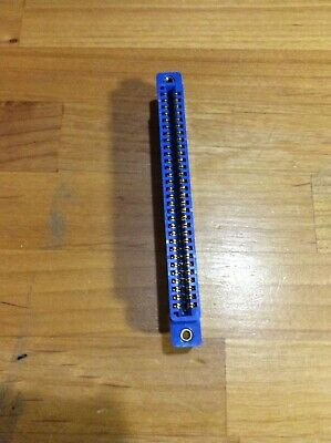 $6.50 • Buy PCB Card Edge Connector-dual 2 X 30 / 60 PIN Thru-Hole--see Pictures-BOX #6